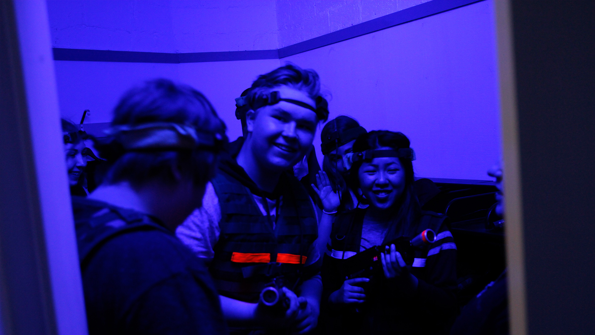 laser tag visby